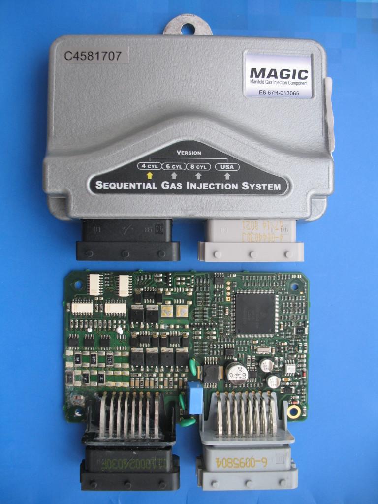 Řídící jednotka Magic G3