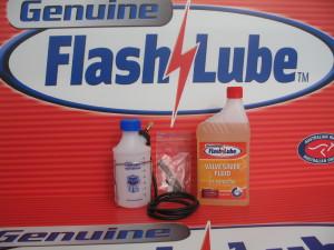 Flashlube - dávkovací souprava