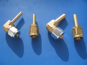 Koncovky pro termoplastové potrubí