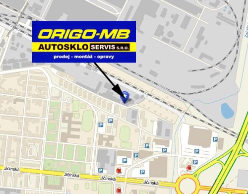 Origo-MB mapa