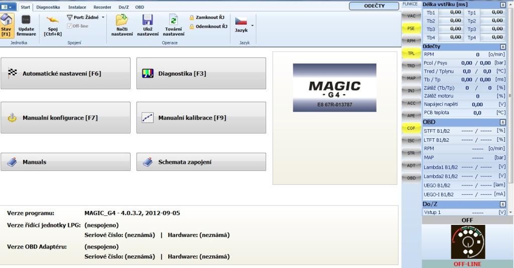 SW Magic G4