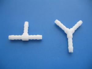 T a Y pro připojení podtlaku k čidlu tlaku